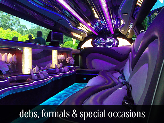 Affinity Limousines - Formal Occassions