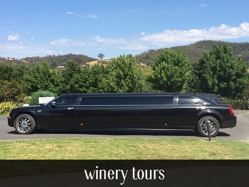 Affinity Limousines - Winery Tours