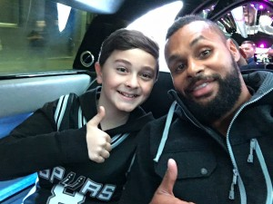 Meet & Greet – NBA Star Patty Mills!!