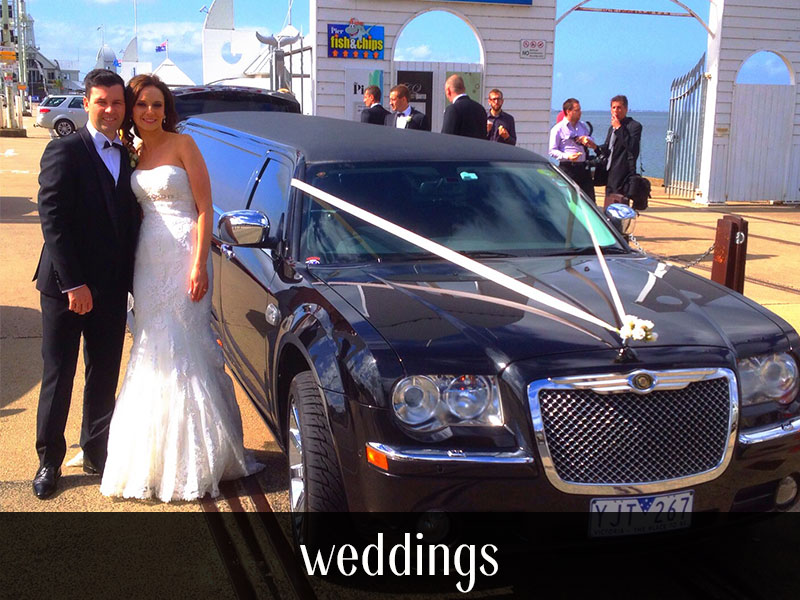 Affinity Limousines - Wedding Car Hire