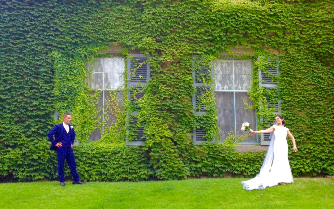 From Church to Castle Wedding with Gisselle & Giovanni