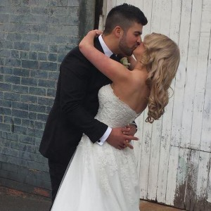 Stacey & Michael 21-8-15